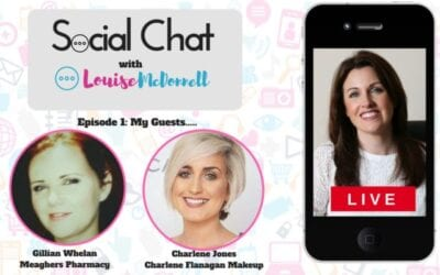 Social Chat with Charlene Flanagan Makeup & Meaghers Pharmacy