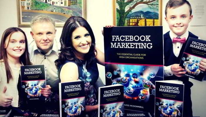 Launch of my Facebook Marketing Book!