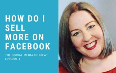How to Sell More On Your Facebook Page